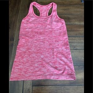 Lululemon swiftly Raceback Top